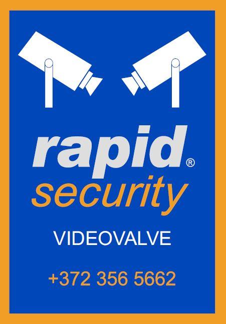 "Videovalve silt ""Rapid Security videovalve"""