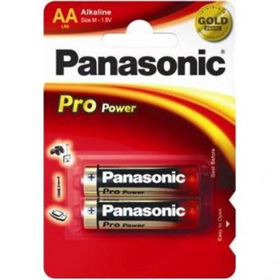 Щелочная батарея Panasonic Pro Power AA / LR6