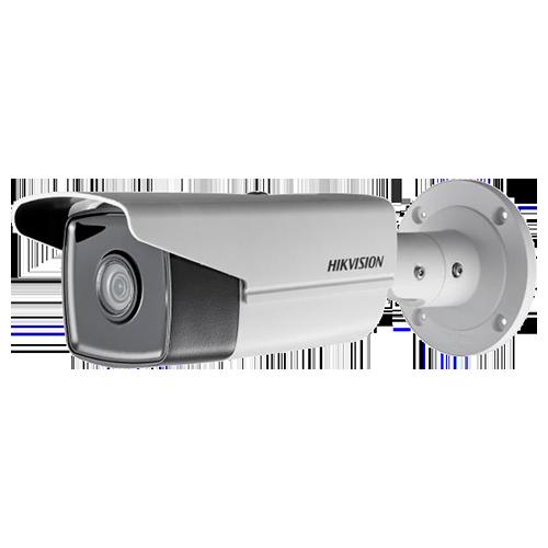 Hikvision IP väli torukaamera 4MP , 2,8mm,IR 80m, IP66,Poe EXIR DS-2CD2T45GWD-I8-2.8