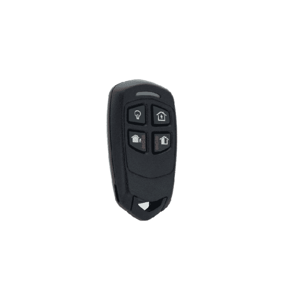 Four buttons / one LED keyfob Batteries TCE800M