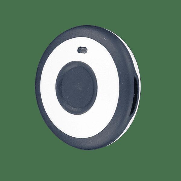 Panic button one LED keyfob TCPA1B
